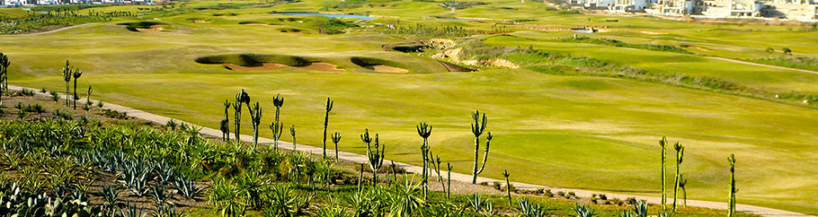Casa Green Golf, Morocco