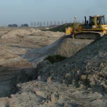 GOLF COURSE CONSTRUCTION