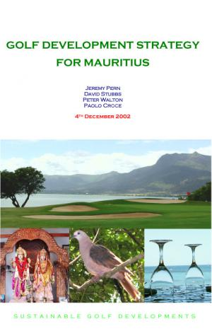 Golf Development Plan, Mauritius