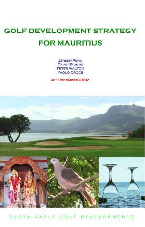 Golf Development Plan, Mauritius