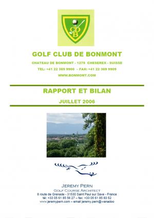 Golf de Bonmont