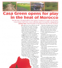 Casa Green Opens for Play